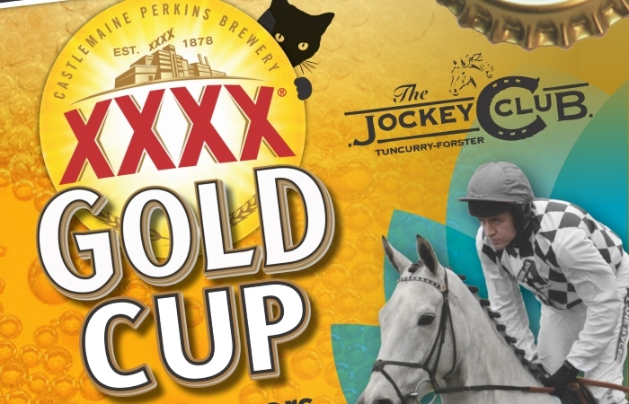Gold Cup Race Day