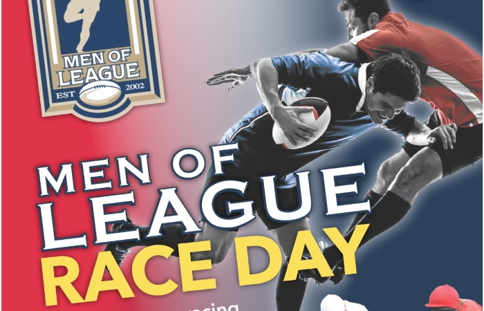 Men of League Charity Day