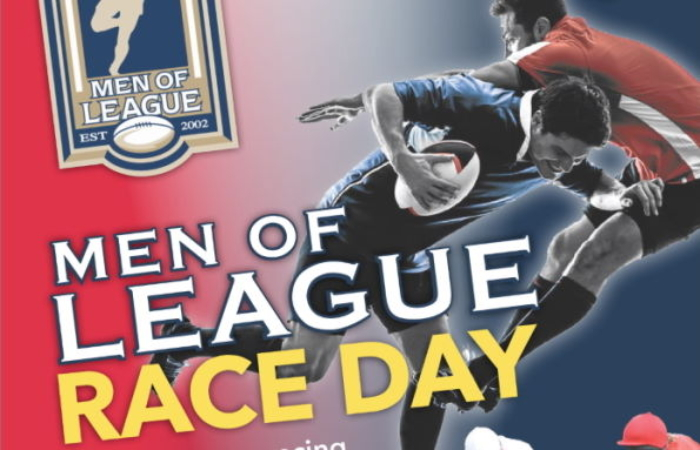 Men of League Race Day