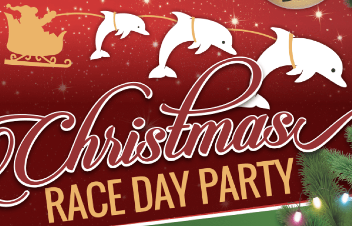 Christmas Party Race Day